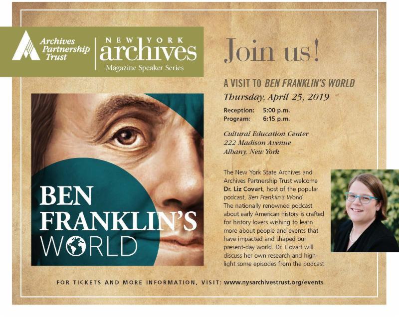 Ben Franklin_s World flyer