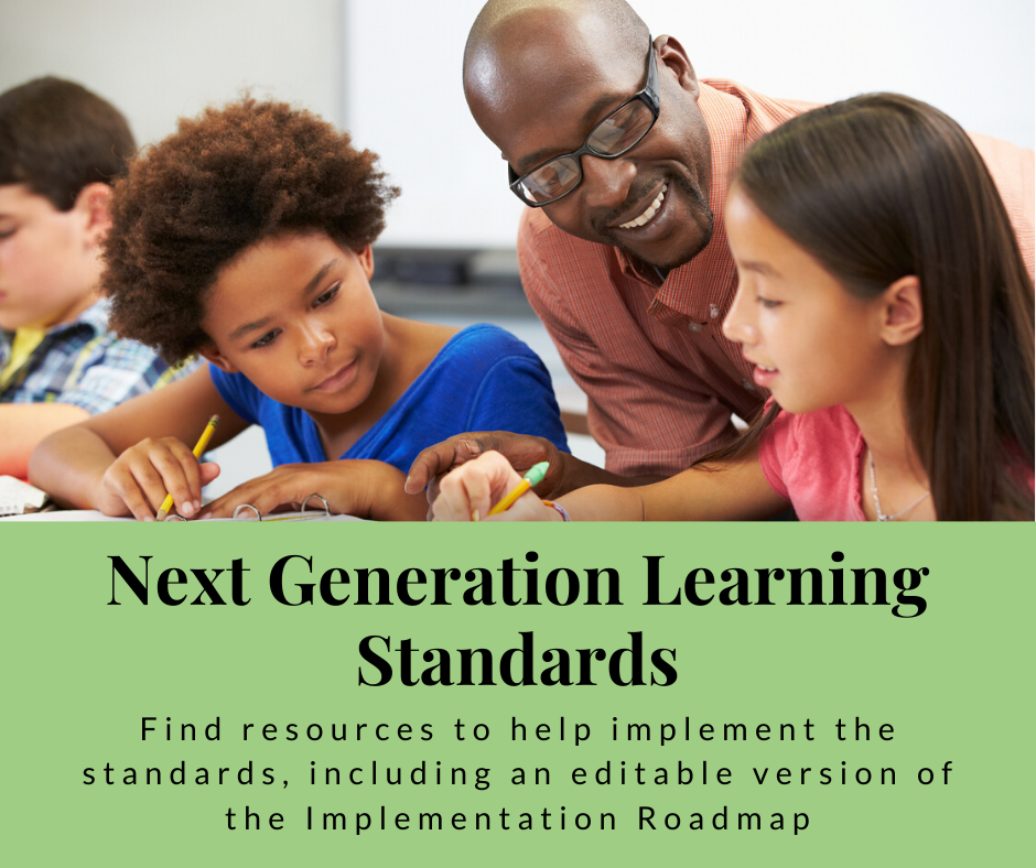 Next Generation Learning Standards