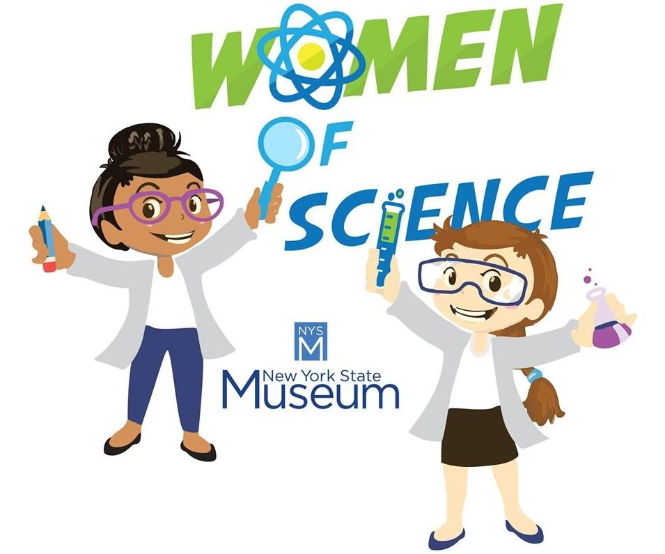 Women of Science - New York State Museum