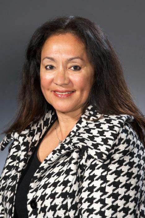 Interim Commissioner Betty A. Rosa