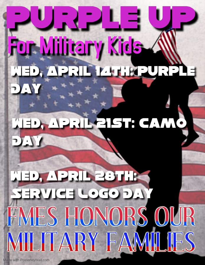 Purple Up for Military Families