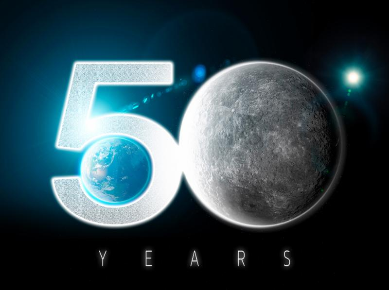 50th anniversary of first moon landing