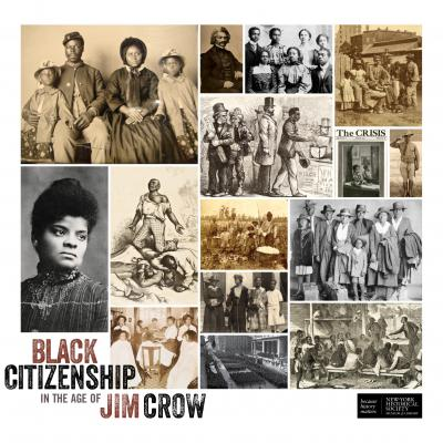 Black Citizenship in the Age of Jim Crow poster