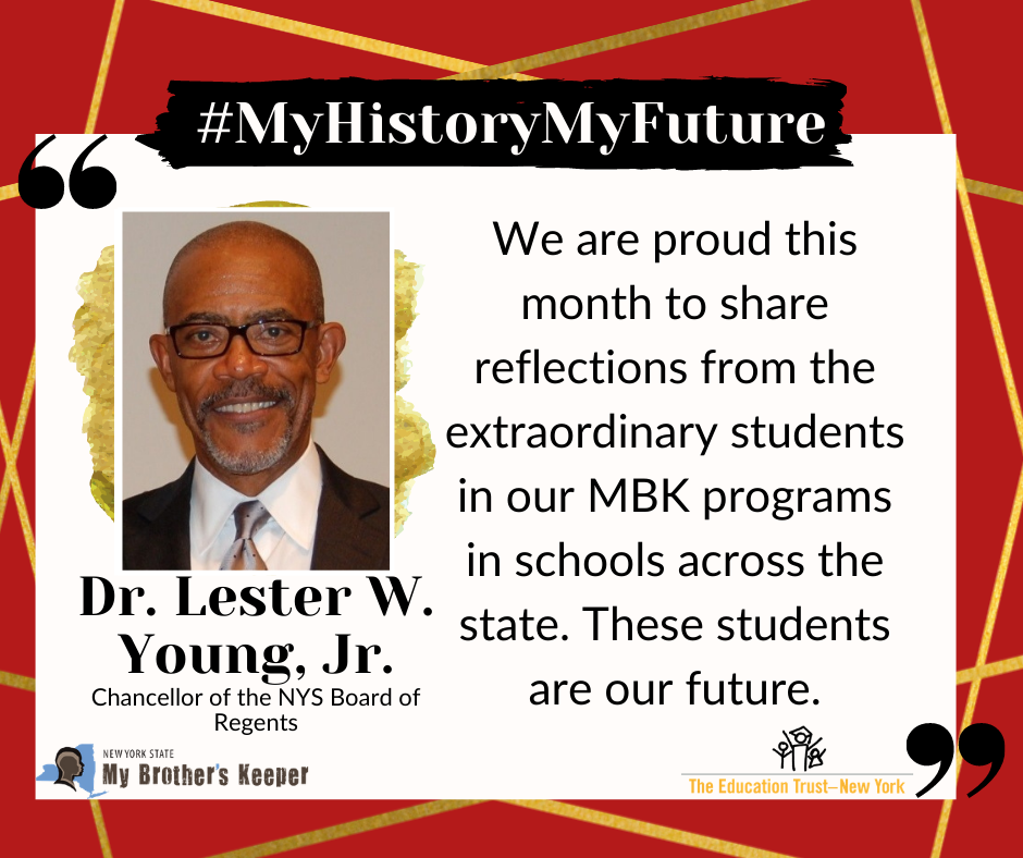 #MyHistoryMyFuture - Chancellor Young