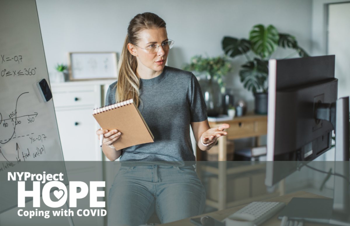 NY Project Hope - Coping with COVID