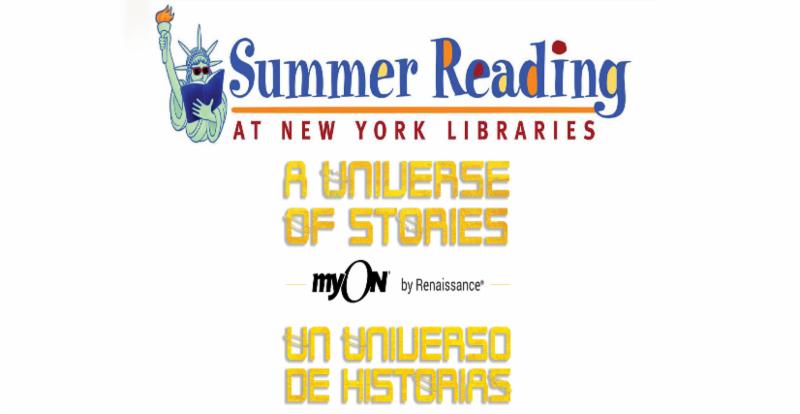 Summer Reading logo