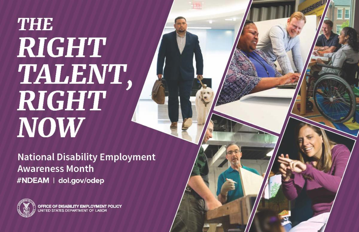 The Right Talent_ Right Now_ National Disability Employment Awareness Month _NDEAM_