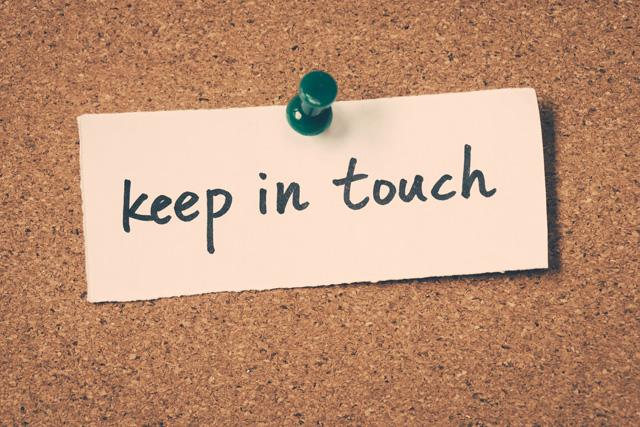 _keep in touch_
