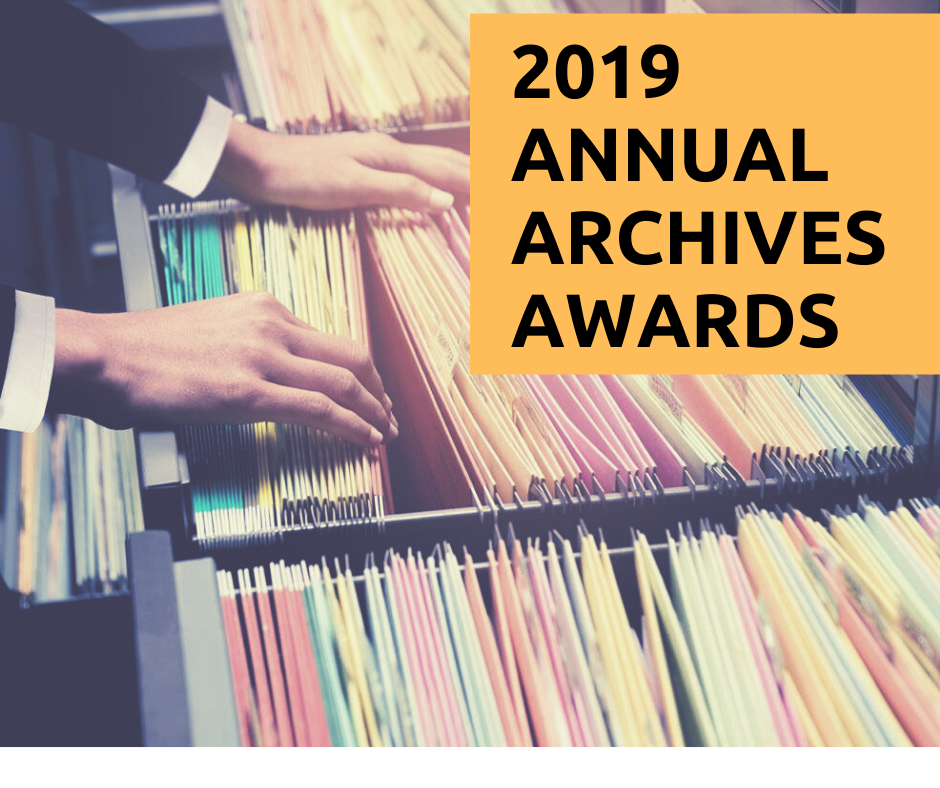 2019 Annual Archives Awards