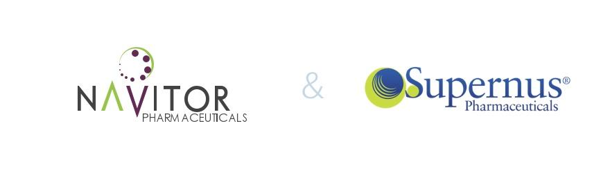 Navitor Pharmaceuticals & Supernus Pharmaceuticals