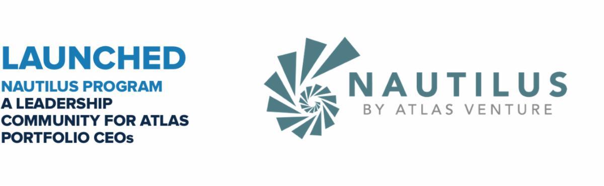 Launched Nautilus Program - A Leadership Community For Atlas Portfolio CEOs