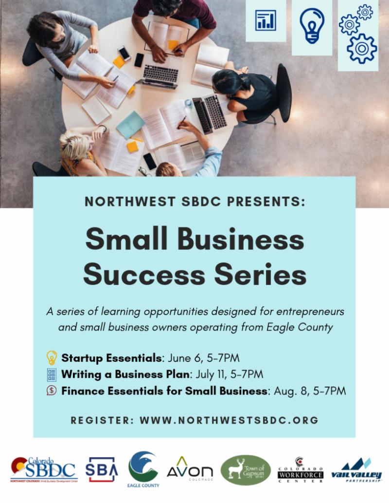 SBDC May June 2019 classes