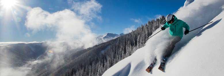 Skiing Aspen Snowmass