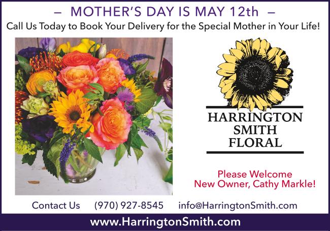 Harrington Smith Mothers Day 2019
