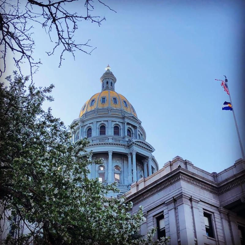 Dylan Roberts Capitol photo