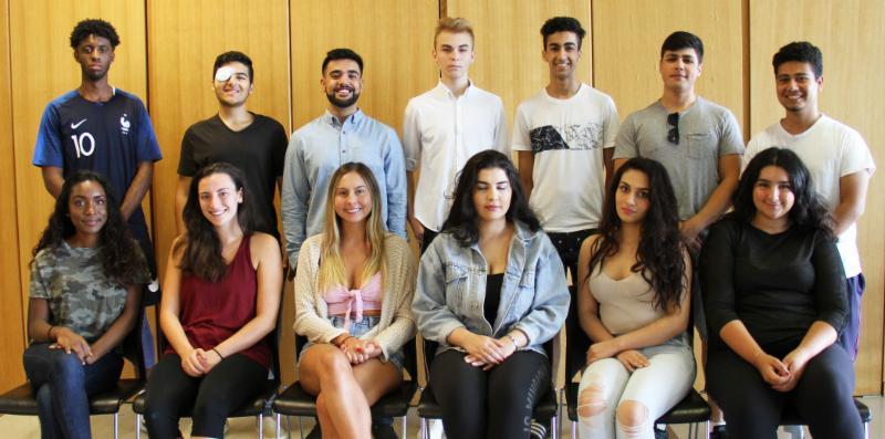 Vaughan Summer Company participants