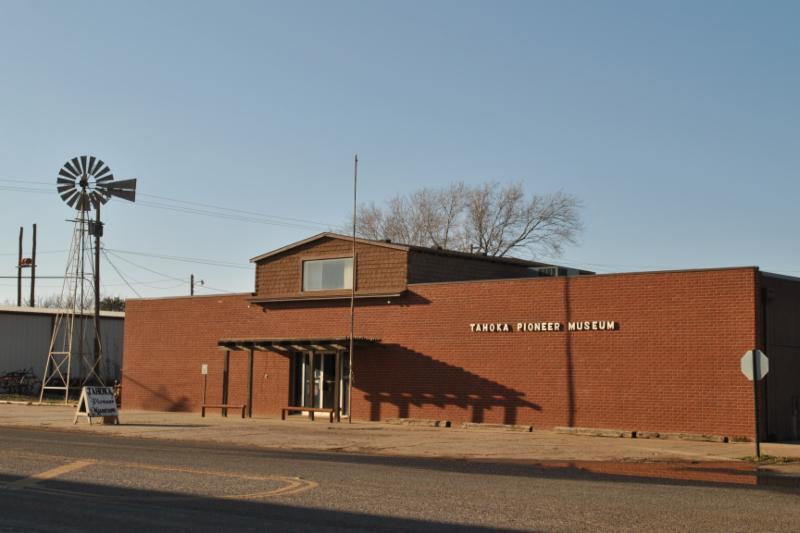 Tahoka Pioneer Museum