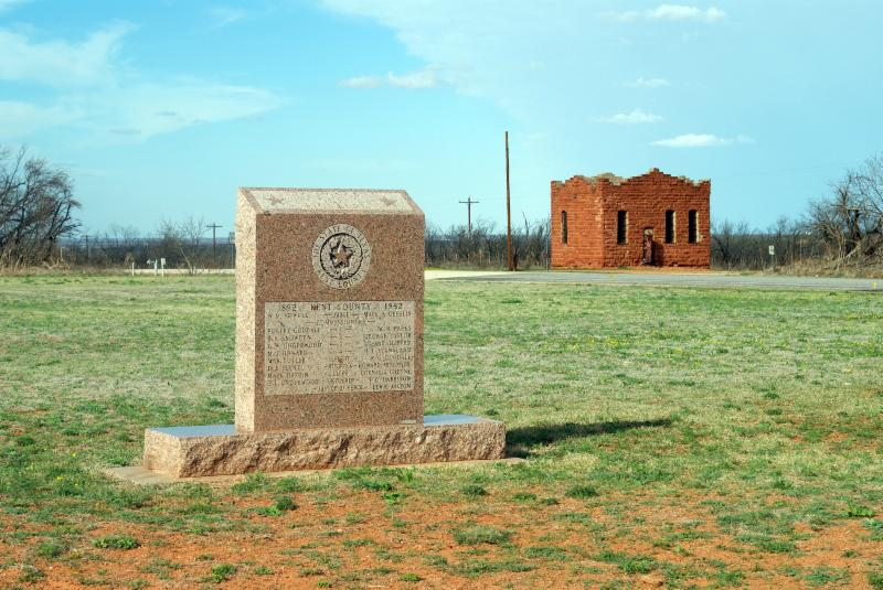 Old Kent County jail and courthouse marker