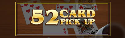 52-Card Pickup