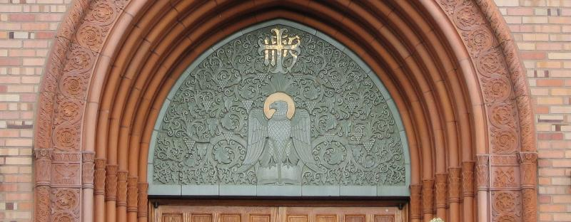 Header image of door
