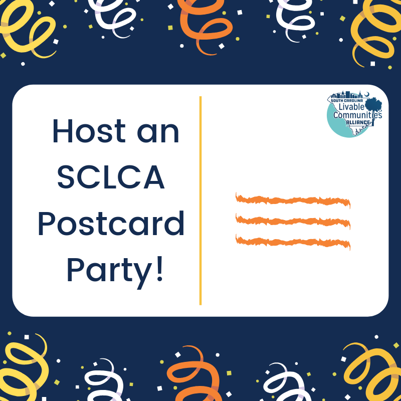 Host an SCLCA Postcard Party_