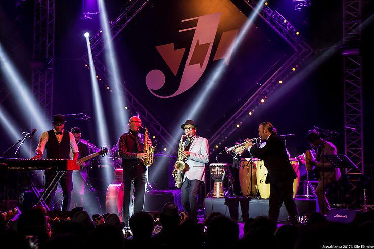 © Sife El Amine - Jazzablanca Festival