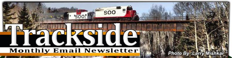 Trackside Railroad News From Duluth
