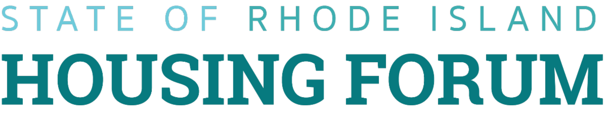 RIHousing: State of Rhode Island Housing Forum: Thursday, November 14, 2019