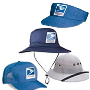 499e19bb Postal Letter Carrier Headgear From ball caps, to visors, sun helmets & sun  hats, we carry a wide variety of postal certified headgear to keep you  covered!