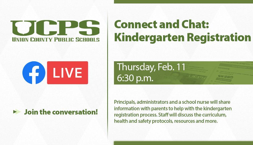 Kindergarten Facebook Live