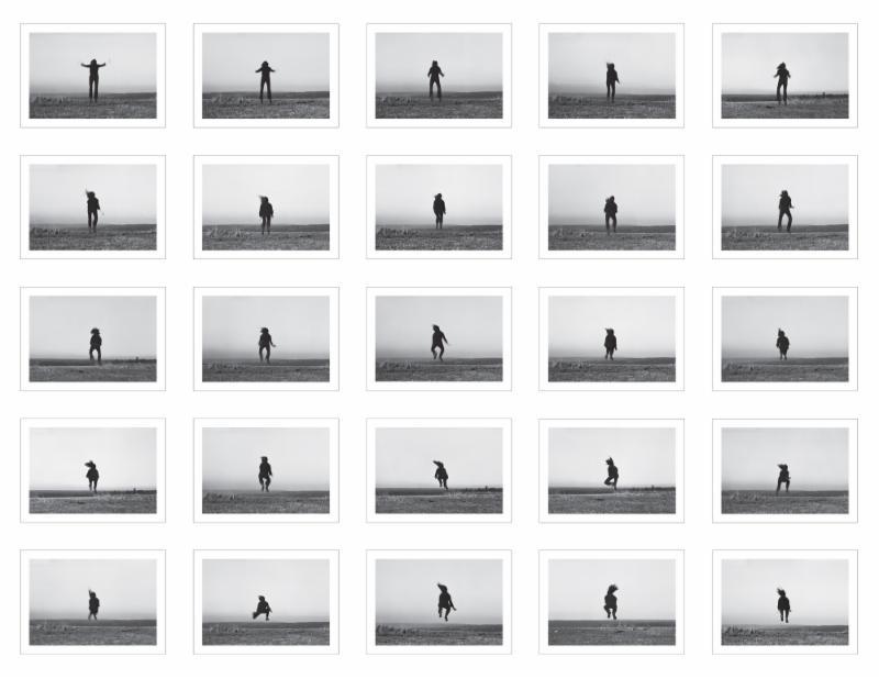 25 Versuche ueber den Horizont zu springen