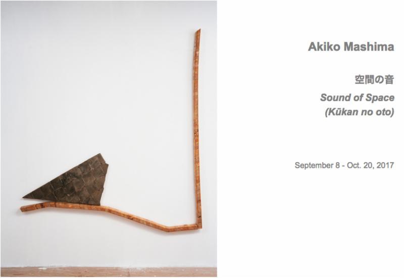 Akiko Mashima at Maus Contemporary
