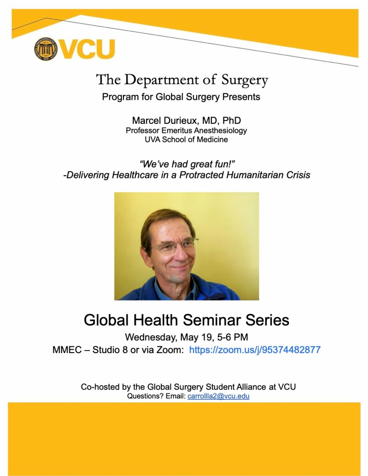 global health seminar