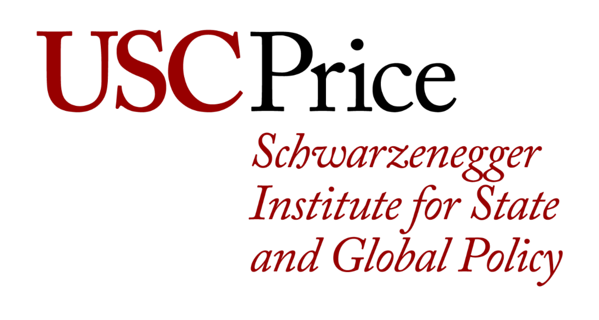 USC Price Schwarzenegger Institute for State and Global Policy logo
