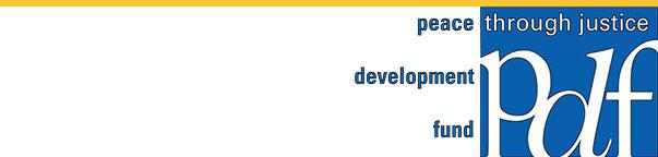 Peace Development Fund logo