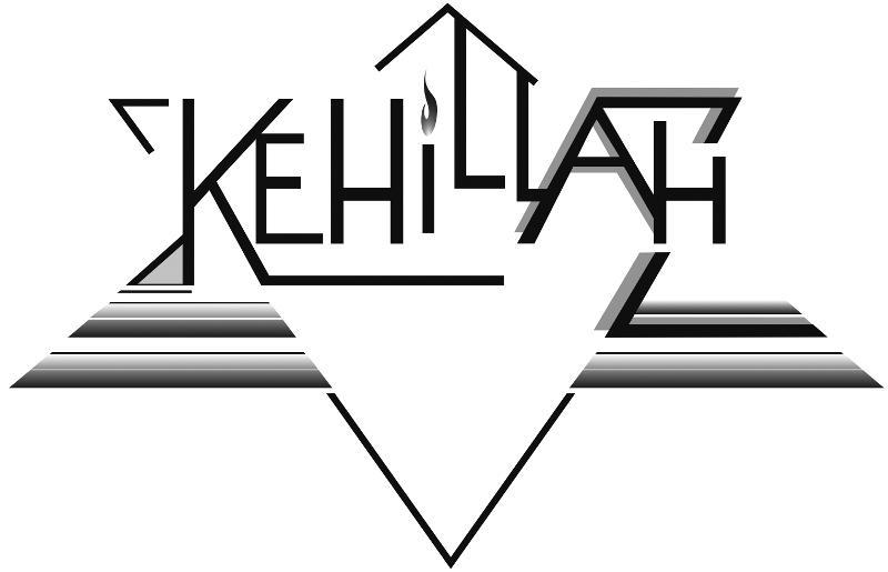 Kehillah logo bw