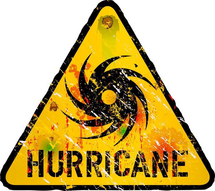 Hurricane Sign