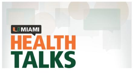 UM Health Talks