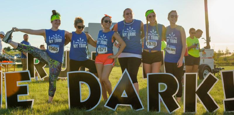 Every Run in the Dark Participant Will Make a Difference!