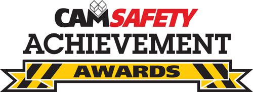 CAM Safety Achievement Award Logo