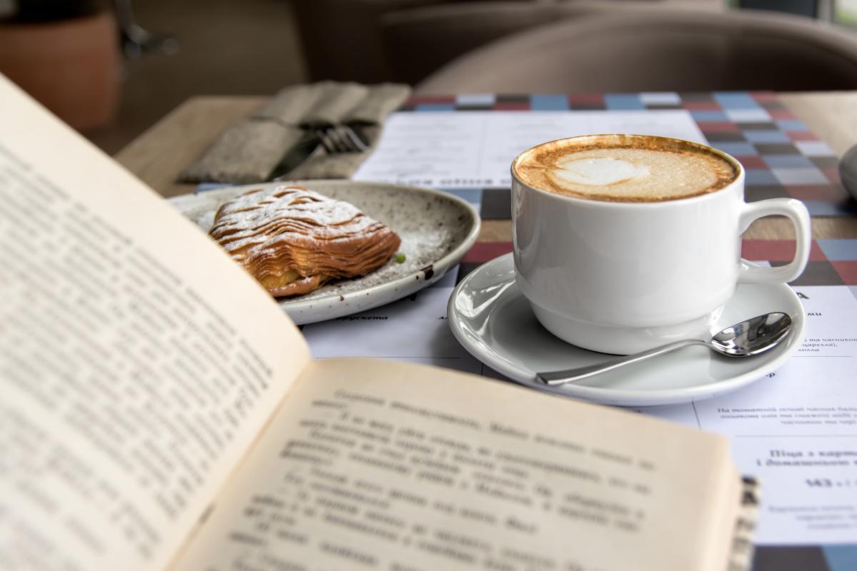 library books breakfast
