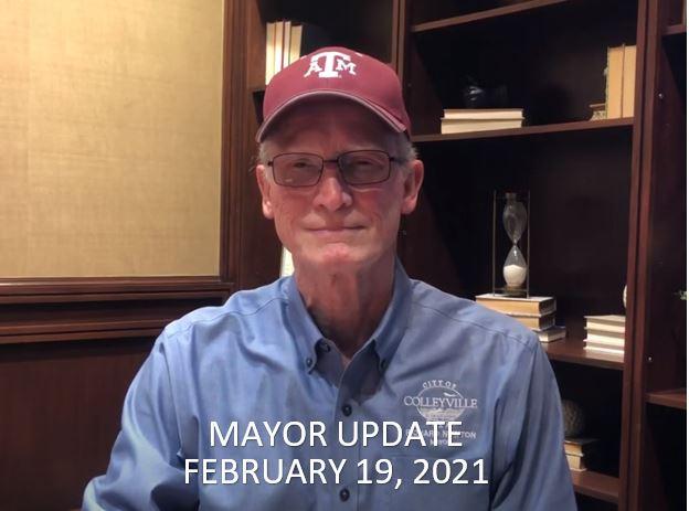 mayor update feb 19