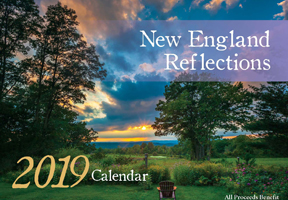 Photo of calendar cover by Jeffrey Newcomer
