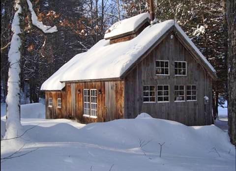 Glen Brook sugar house