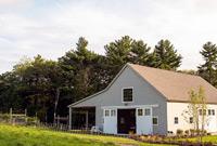 Photo of Mayfair Farm barn by Alison Marie