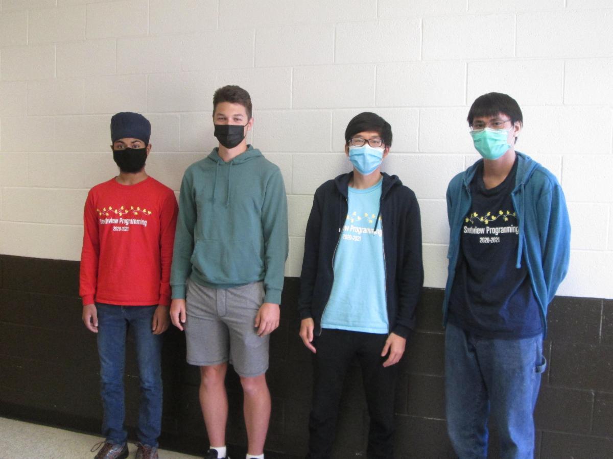 Southview students