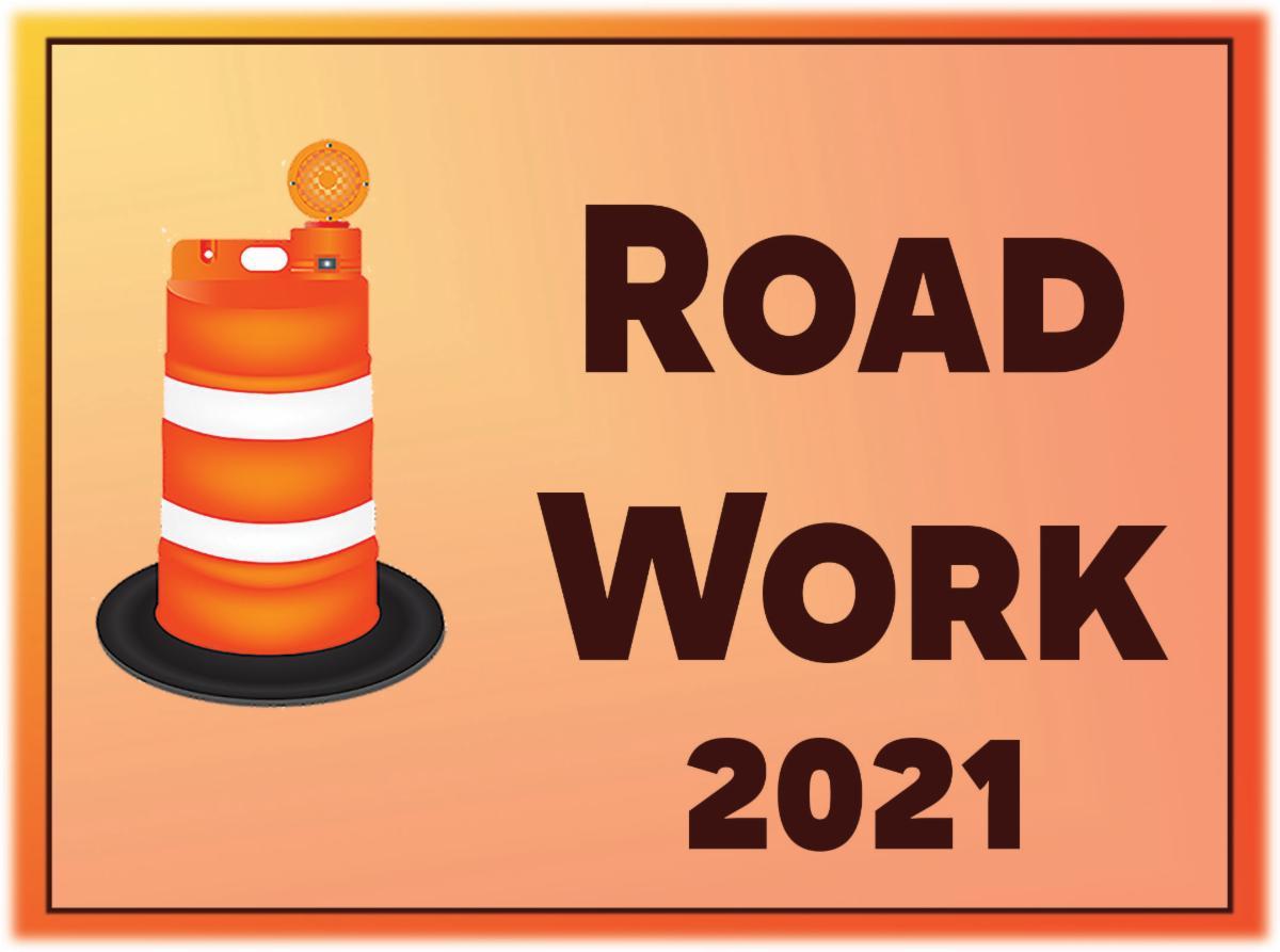 Upcoming Road Work