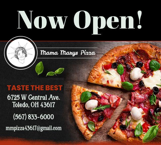 Mama Mary's Now Open