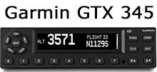 Garmin GTX 345
