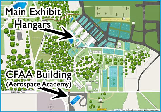 CFAA Building Location